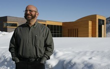 Tribune file photo Temple Har Shalom Rabbi Joshua Aaronson
