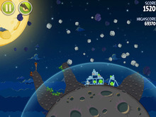 Screenshot from the mobile game,