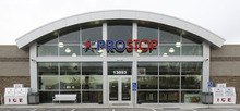Trent Nelson  |  Tribune file photo The ProStop Convenience Store in Draper offers big screen televisions that broadcast Jazz games and show highlights of past action of the Larry H. Miller sports properties. ProStop officially opened its third location, in Riverton, this week.