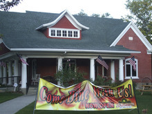 Smedley Manor serves barbecue out of a stately home in Bountiful. Courtesy image