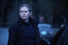 Mireille Enos stars as Detective Sarah Linden in AMC's