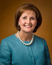 New Relief Society General President Linda K. Burton Courtesy LDS.org