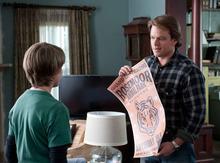 Courtesy image Matt Damon, right, is shown in a scene from