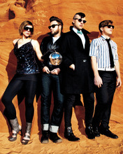 Utah County band Neon Trees will perform a benefit concert for  Giant Steps Autism Preschool on April 7.