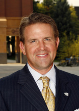 Michael T. Benson is president of Southern Utah University.