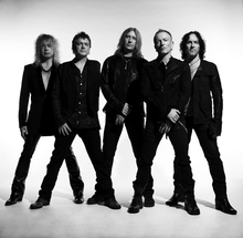 Def Leppard will perform at Usana Amphitheatre on June 20, and tickets will go on sale on Friday, April 6, at 10 a.m. at all SmithsTix outlets.