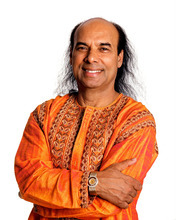 Bikram Choudhury is the founder of Bikram yoga, a 90-minute practice of 26 postures and 2 breathing exercises in a hot and humid room. Courtesy Mike McInnis