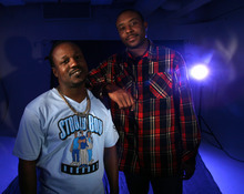Steve Griffin  |  The Salt Lake Tribune  Keith Bowman and Chris Bush of Steezy Boy Records have set their sights on dominating the hip-hop scene in northern Utah.