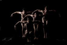 Ballet West dancers in