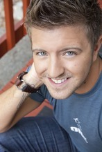 A March 30, 2012 photo shows singer Billy Gilman in Nashville, Tenn.  Gilman, 23,  co-wrote a song called