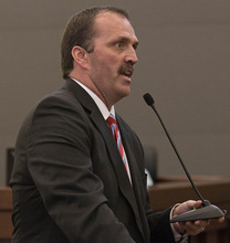 Paul Fraughton | Tribune file photo Jason Buck, candidate for the 2nd Congressional District, says a lawsuit filed against him is dirty politics.