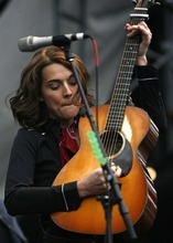 Tribune file photo Brandi Carlile, performing here at Library Square in 2011, returns to Salt Lake City this summer with a July 15 concert at Red Butte Garden.