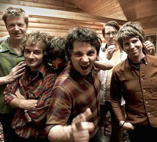 Wilco will perform Monday,June 25, with Blitzen Trapper at Red Butte Garden in Salt Lake City.