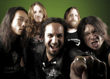 Death Angel performs with Seputlura in the coming week. Courtesy image