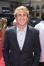 Actor Kirby Heyborne, on the red carpet for the L.A. premiere of