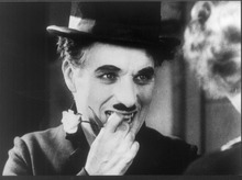 |  courtesy photo Charlie Chaplin stars in the 1931 silent classic
