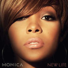In this CD cover image released by RCA Music Group, the latest release by Monica,