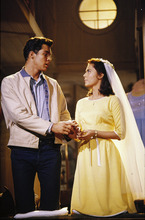 Richard Beymer as Tony and Natalie Wood as Maria in