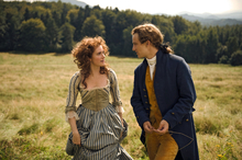 Miriam Stein and Alexander Fehling star in the period romance