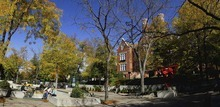 Campus of Westminster College in Salt Lake City, Utah. Courtesy photo.