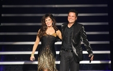 Donny and Marie Osmond have released their first album together in more than 30 years. More than 200 songs were considered for the album.