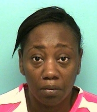 This photo provided April 18, 2012, by the Montgomery County, Texas, Sheriff's office shows Verna McClain. McClain is  charged with capital murder in the killing of 28-year-old Kala Marie Golden.  Authorities say McClain admitted to fatally shooting Golden in a town near Houston and abducting the dying woman's newborn son whom she apparently intended to adopt. (AP Photo/Montgomery County Sheriff)