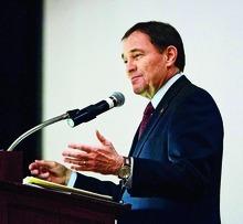TRENT NELSON  |  Tribune File Photo Gov. Gary Herbert