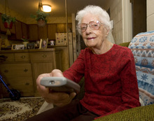 Edna S. Decker, who was Utah's oldest resident, has passed away. Decker was 105 in 2008 when she was featured as a