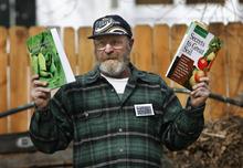 Scott Sommerdorf  |  The Salt Lake Tribune              Urban homesteader Jonathan Krausert recommends two books: