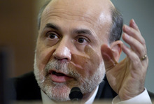 (AP Photo/Carolyn Kaster/file) After the Fed's policy meeting in January, Chairman Ben Bernanke and his colleagues had hinted that they were edging closer to a third round of bond buying. But since then, signs have suggested that the U.S. economy has strengthened.