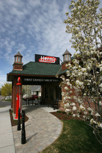 Steve Griffin | The Salt Lake Tribune The historic red brick building on Canyon Road in Logan sat vacant for years. It was recently renovated and turned into Herm's Inn, a breakfast and lunch spot.