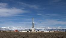 Rick Egan  | The Salt Lake Tribune   A natural gas planet, near Pinedale, Wyo., Wednesday, March 21, 2012.