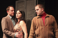 Pinnacle Acting Company's production of Harold Pinter's