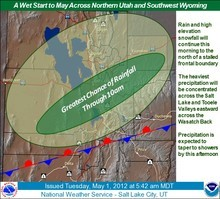 Salt Lake City National Weather Service graphic for May 1, 2012. http://www.wrh.noaa.gov/FXC/wxstory.php?wfo=slc (Courtesy NWS)