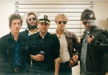 Deer Tick perform at the Urban Lounge on May 10. Courtesy image