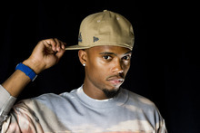 In this April 30, 2012 photo, Atlanta-based recording artist B.o.B poses for a portrait in New York.  B.o.B released his sophomore album