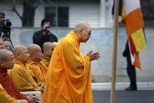 Scott Sommerdorf  |  The Salt Lake Tribune Utah Buddhists, here worshipping at the Lien Hoa Buddhist Temple in 2011, number more than 8,600, according to the latest Religion Census, making them the largest non-Christian faith in the state.