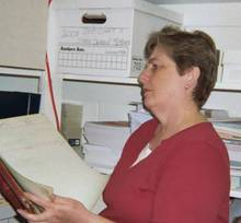 State archives manager Rosemary Cundiff has been named Utah's government records ombudsman -- a position created in the wake of HB477.