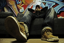 |  photo courtesy Pretty Lights Music Electronica/hip-hop artist Gramatik performs Monday, May 7, at The Urban Lounge.