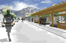 The residents of Salt Lake City's Granary District want to avoid conventional development, instead embracing a