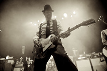 Social Distortion frontman Mike Ness performs this weekend at The Depot. Courtesy Andrew Stuart   Relentless Artist Management
