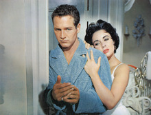 Courtesy photo Paul Newman and Elizabeth Taylor star in the 1958 movie