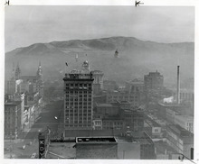 Tribune file photo  Salt Lake City, 1941.