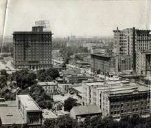 Tribune file photo  Salt Lake City in the 1920s.