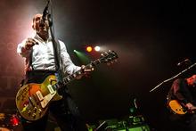 Chris Detrick  |  The Salt Lake Tribune Social Distortion performs at The Depot Friday May 11, 2012.