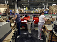 Chris Ratcliffe  |  Bloomberg Amazon's decision to go after high fashion is about economics. Because Amazon's costs are the same whether it is shipping a $10 book or a $1,000 skirt, gross profit dollars per unit will be much higher on a fashion item, its CEO said.