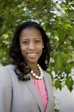 Kim Raff | The Salt Lake Tribune Mia Love may pose the biggest challenge Rep. Jim Matheson has faced in his 12-year political career. National Republicans promise to make sure she receives plenty of money and support to attempt to claim the new 4th Congressional District seat for the GOP.