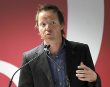 Al Hartmann  |  The Salt Lake Tribune Qualtrics CEO Ryan Smith announced that it has closed the largest first round investment in Utah history. The investment is being made by two of the world's leading venture capital firms in  Silicon Valley.    The new funds will create 250 more new jobs at Qualtrics.
