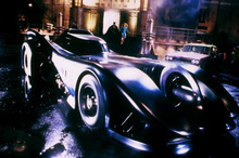The Batmobile in the 1989