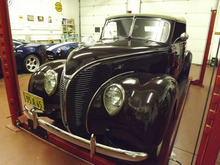 This 1953 Glasspar G-2 will be featured at the UVU Auto Expo. Courtesy photo